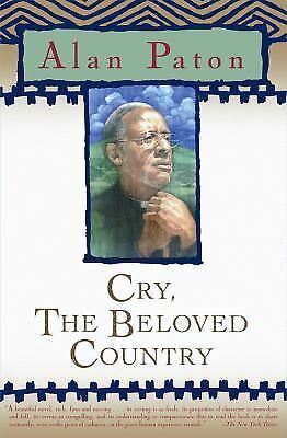 Cry, the Beloved Country, Paton, Alan, Very Good Book