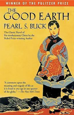 The Good Earth (Oprah's Book Club), Buck, Pearl S., Acceptable Book