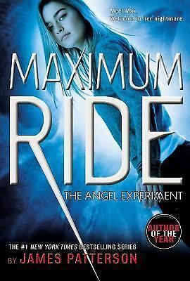 The Angel Experiment (Maximum Ride, Book 1), James Patterson, Good Book