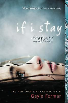 If I Stay, Gayle Forman, Acceptable Book