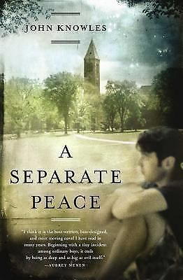 A Separate Peace, John Knowles, Good Book