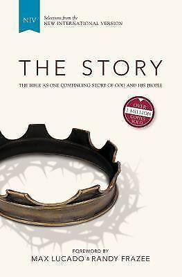 The Story, NIV: The Bible as One Continuing Story of God and His People, Zonderv