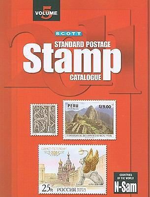 Scott 2011 Standard Postage Stamp Catalogue, Vol. 5: Countries of the World- N-S