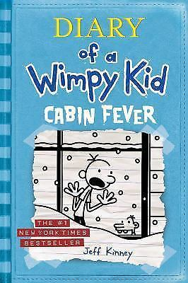 Cabin Fever Diary of a Wimpy Kid, Book 6