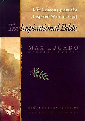 The Inspirational Study Bible, New King James Version, Thomas Nelson, Good Book