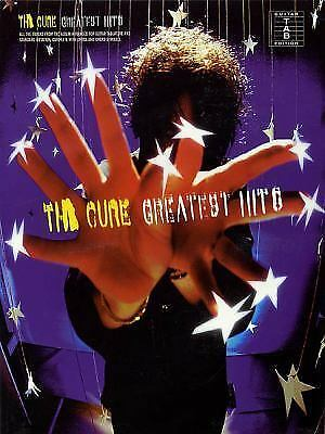 The Cure - Greatest Hits: Guitar Tab, The Cure, Good Book