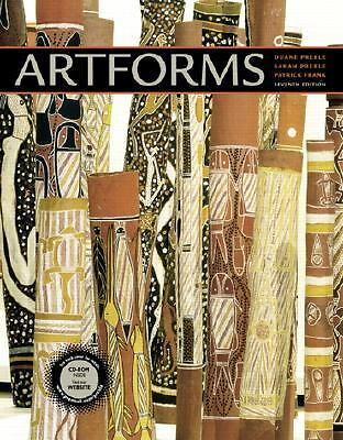 Artforms : An Introduction to the Visual Arts by Patrick Frank, Sarah Preble...