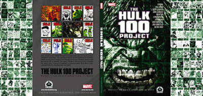 THE HULK 100 PROJECT HARDCOVER