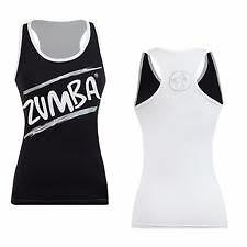 Zumba Retro Zumba Racerback- Rare (Save a dog 100% charity)