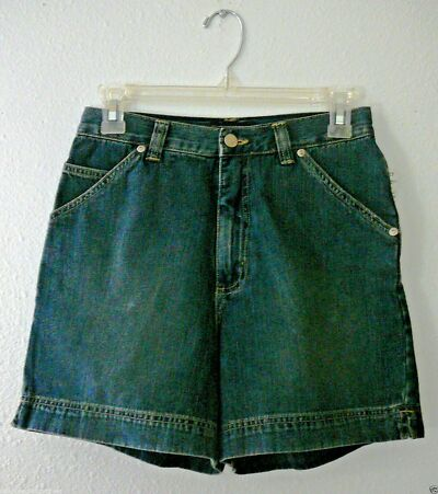 SONOMA SHORTS~Blue Denim~Flat Front~Miss Size 4~NWT~FREE SHIP