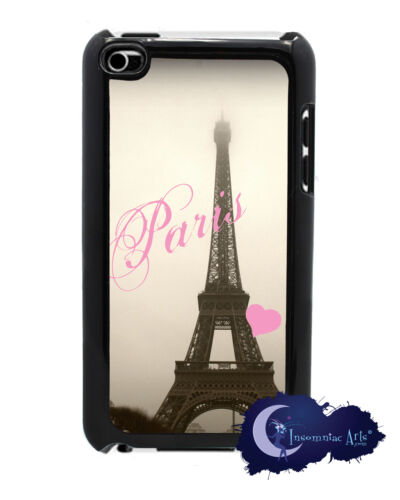 Love Eiffel Tower - iPod Touch 4th Generation Cover, Paris France