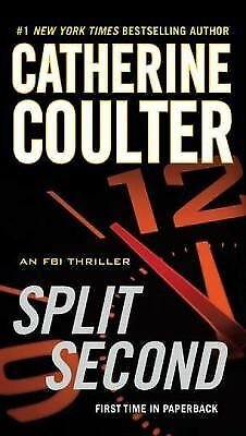 Split Second 15 by Catherine Coulter (2012, Paperback)