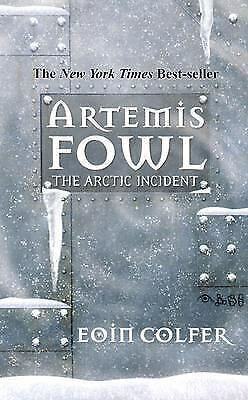 The Arctic Incident Bk. 2 by Eoin Colfer (2004, Paperback, Reprint)