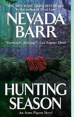 Hunting Season 10 by Nevada Barr (2003, Paperback, Reprint)