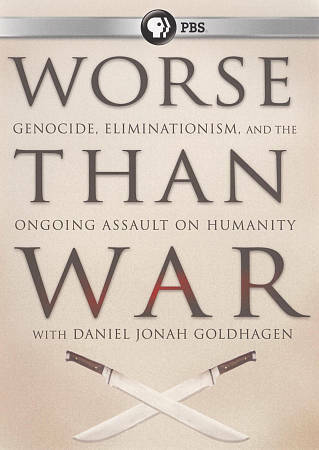 Worse Than War by Hosted by Daniel Goldhagen