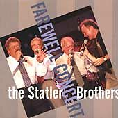 Farewell Concert, Statler Brothers, Acceptable Live