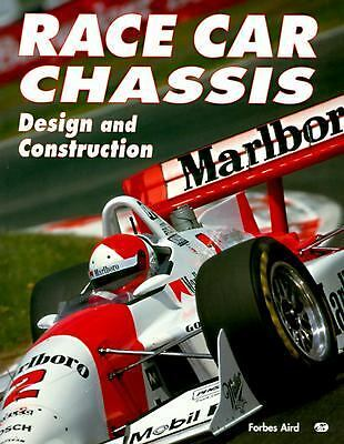 Race Car Chassis: Design and Construction (Powerpro) by Aird, Forbes