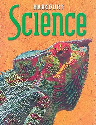 Harcourt Science (Level 5), Marjorie Slavick Frank et al, Good Book