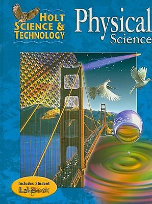 Physical Science, Rheinhart And Winston Holt, Good Book