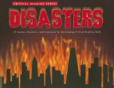 Critical Reading Series: Disasters!, McGraw-Hill - Jamestown Education, Glencoe/