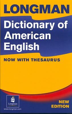 Longman Dictionary of American English (hardcover) without CD-ROM (3rd Edition),