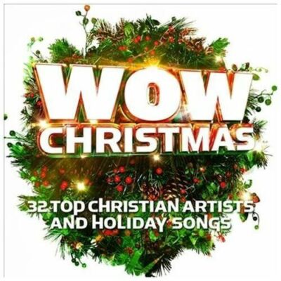 WOW Christmas, Various Artists, New