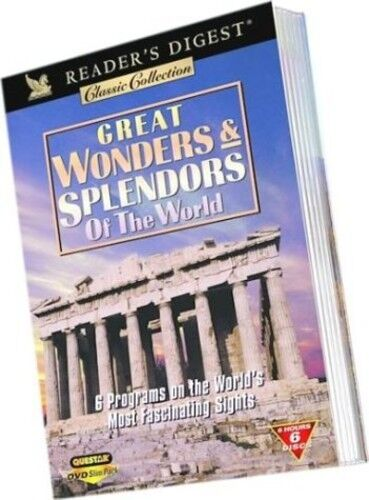 Reader's Digest  - Great Wonders & Splendors of the World by