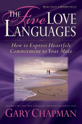 The Five Love Languages Gift Edition: How to Express Heartfelt Commitment to You