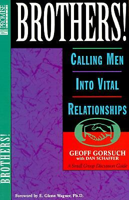 Brothers! : Calling Men into Vital Relationships by Dan Schaffer and Geoff...