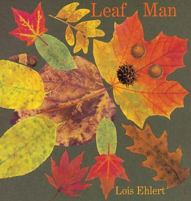 Leaf Man by Ehlert, Lois
