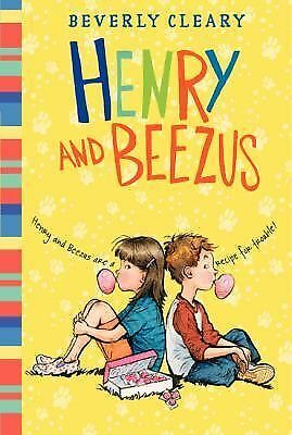 Henry and Beezus (Henry Huggins) by Cleary, Beverly
