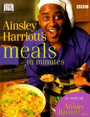 Ainsley Harriott's Meals in Minutes by Ainsley Harriott and Dorling...