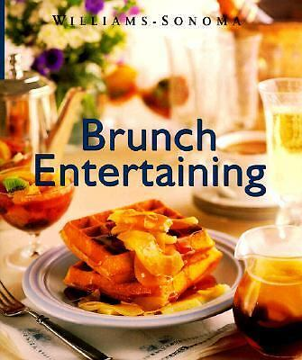Brunch Entertaining by Janeen Sarlin (1999, Hardcover) Great Condition