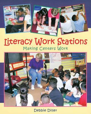 Literacy Work Stations: Making Centers Work, Debbie Diller, Good Book