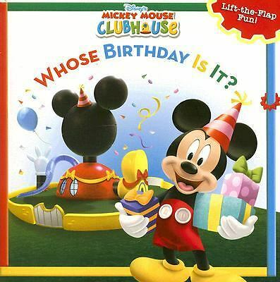 Mickey Mouse Clubhouse Whose Birthday Is It? (Disney's Mickey Mouse Club), Higgi