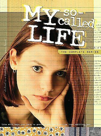 My So-Called Life: The Complete Series (+ Book) by Claire Danes, Winnie Holzman