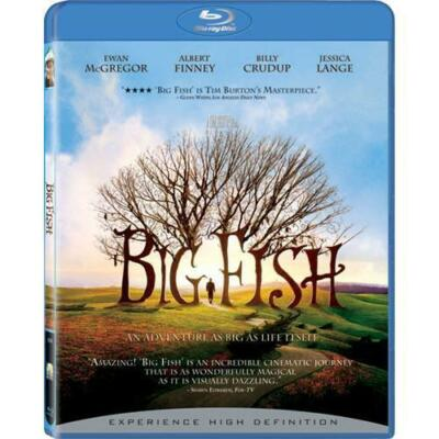 Big Fish [Blu-ray], Good DVD, David Denman, Matthew McGrory, Marion Cotillard, R