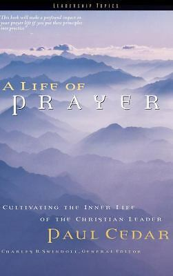 A Life of Prayer, Paul Cedar, Acceptable Book