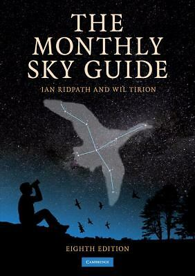 The Monthly Sky Guide, Ridpath, Ian, Good Book