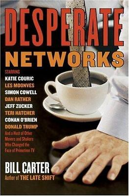 Desperate Networks, Bill Carter, Good Book