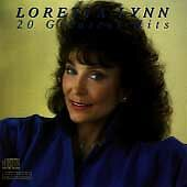 Loretta Lynn - 20 Greatest Hits by Lynn, Loretta
