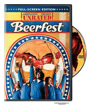 Beerfest (Unrated Full Screen Edition), New DVD, ,