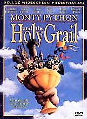 Monty Python and the Holy Grail, Good DVD, Connie Booth, Elspeth Cameron, Graham