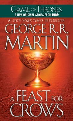 A Feast for Crows (A Song of Ice and Fire), George R.R. Martin, Good Book