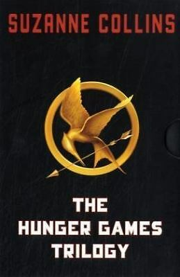 The Hunger Games Trilogy Boxed Set, COLLINS, SUZANNE, Good Book