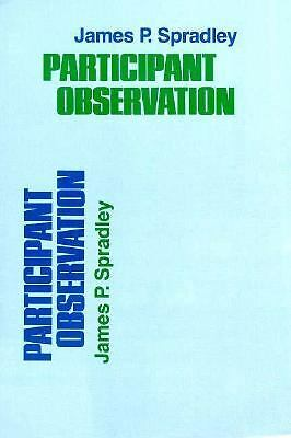 Participant Observation by James P. Spradley