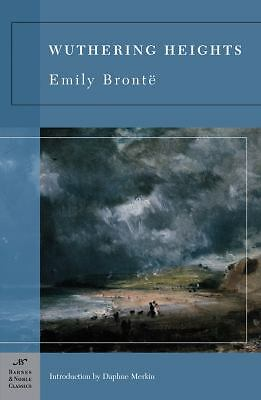 Wuthering Heights (Barnes & Noble Classics) by Emily Brontë