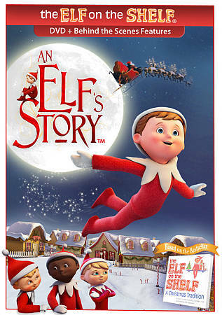 An Elf's Story DVD by
