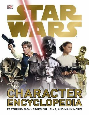 Star Wars Character Encyclopedia by DK Publishing