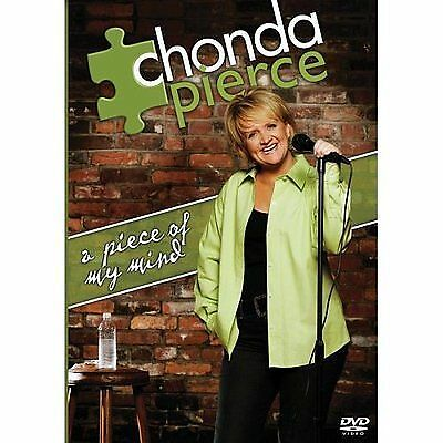 Chonda Pierce: A Piece of My Mind by Chonda Pierce